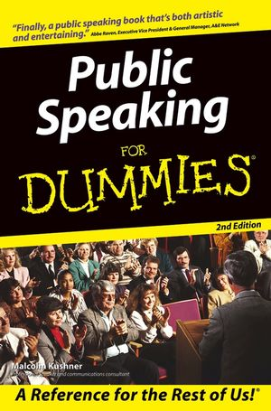 Public Speaking For Dummies, 2nd Edition