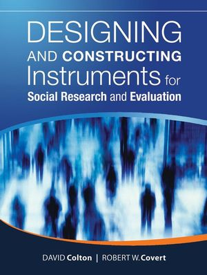 Designing and Constructing Instruments for Social Research and Evaluation (0787987840) cover image