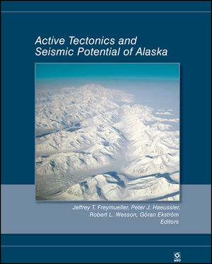 Active Tectonics and Seismic Potential of Alaska, Volume 179 (0875904440) cover image