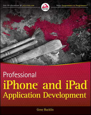 Professional iPhone and iPad Application Development (1118008340) cover image