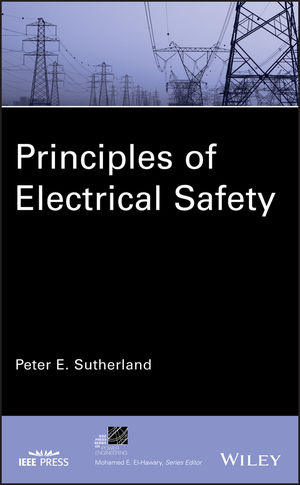 Principles of Electrical Safety (1118021940) cover image