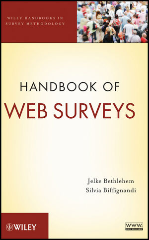 Handbook of Web Surveys (1118121740) cover image