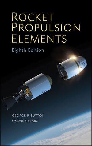 Rocket Propulsion Elements, 8th Edition (1118151240) cover image