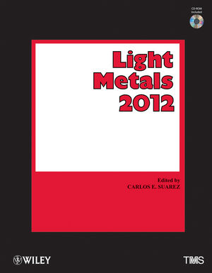 Light Metals 2012 (1118359240) cover image