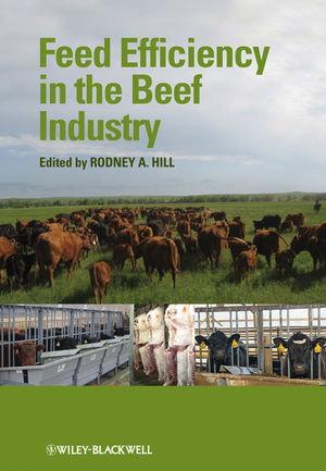 Feed Efficiency in the Beef Industry (1118388240) cover image