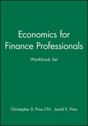 Economics for Finance Professionals Workbook Set