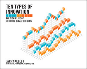 Ten Types of Innovation: The Discipline of Building Breakthroughs (1118504240) cover image