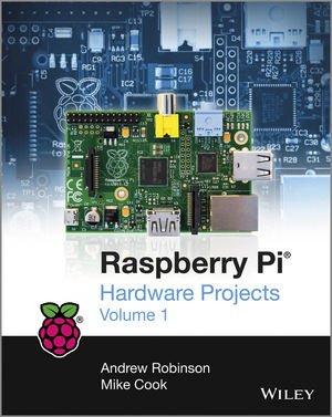 Raspberry Pi Hardware Projects 1 (1118588940) cover image