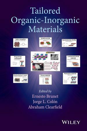 Tailored Organic-Inorganic Materials (1118773640) cover image