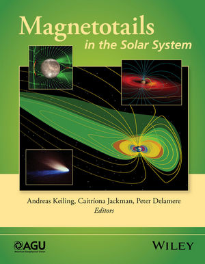 Magnetotails in the Solar System (1118842340) cover image