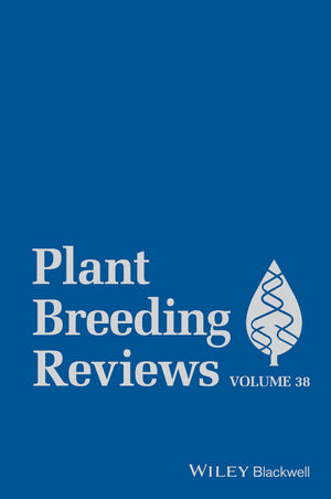 Plant Breeding Reviews, Volume 38 (1118916840) cover image