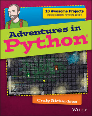 Adventures in Python (1118951840) cover image
