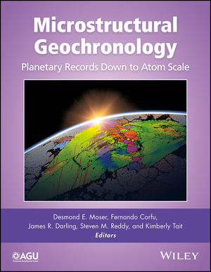 Microstructural Geochronology: Planetary Records Down to Atom Scale (1119227240) cover image