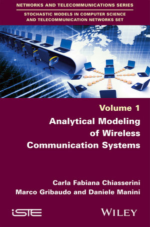 Analytical Modeling of Wireless Communication Systems (1119307740) cover image