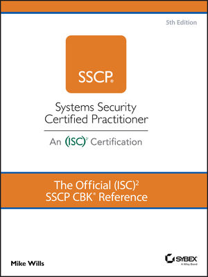 The Official (ISC)2 SSCP CBK Reference