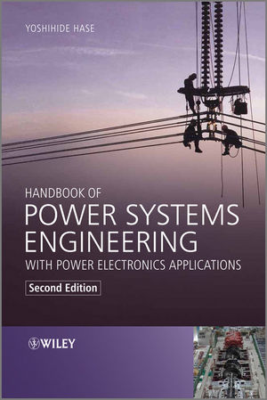 Handbook of Power Systems Engineering with Power Electronics Applications, 2nd Edition (1119952840) cover image
