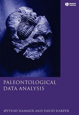 Paleontological Data Analysis (1405115440) cover image