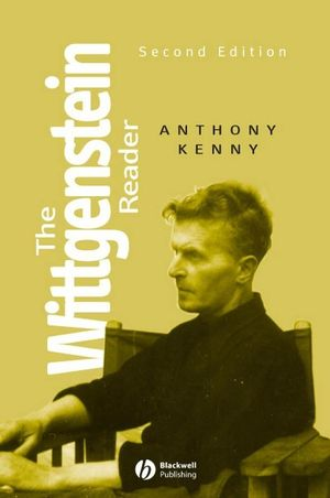 The Wittgenstein Reader, 2nd Edition (1405135840) cover image