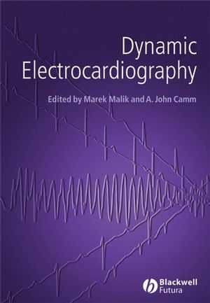 Dynamic Electrocardiography (1405140240) cover image