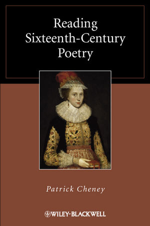 Reading Sixteenth-Century Poetry (1405169540) cover image