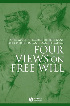 Four Views on Free Will (1405182040) cover image