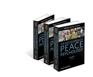 The Encyclopedia of Peace Psychology (1405196440) cover image