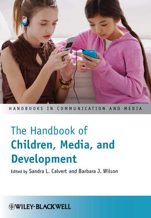 The Handbook of Children, Media and Development  (1444336940) cover image