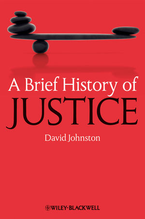 A Brief History of Justice (1444397540) cover image