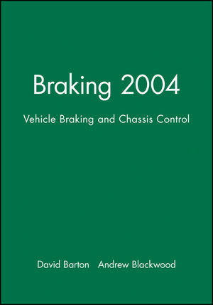 Braking 2004: Vehicle Braking and Chassis Control