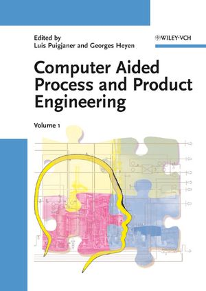 Computer Aided Process and Product Engineering (CAPE): 2 Volume Set (3527308040) cover image