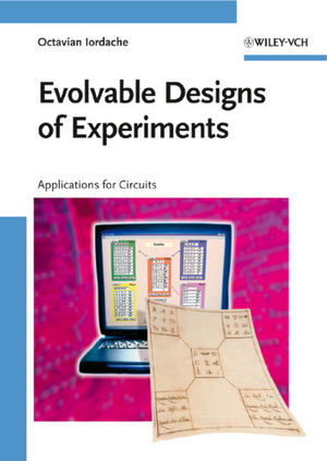 Evolvable Designs of Experiments: Applications for Circuits (3527324240) cover image