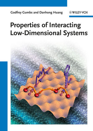 Properties of Interacting Low-Dimensional Systems (3527408940) cover image