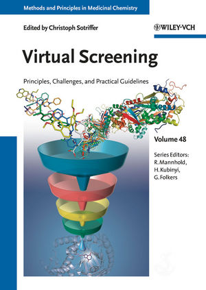 Virtual Screening: Principles, Challenges, and Practical Guidelines (3527633340) cover image