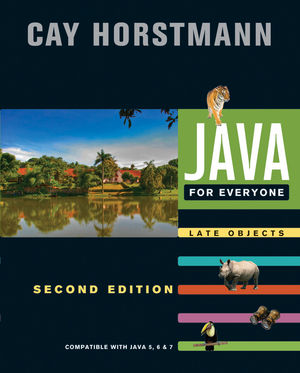 Java For Everyone: Late Objects, 2nd Edition (EHEP002040) cover image