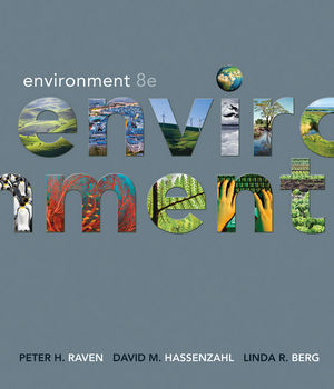 Environment, 8th Edition (EHEP002140) cover image