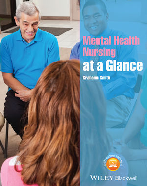 Mental Health Nursing at a Glance (EHEP003240) cover image