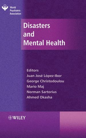 Disasters and Mental Health (0470021241) cover image