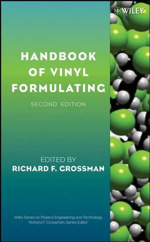 Handbook of Vinyl Formulating, 2nd Edition (0470253541) cover image