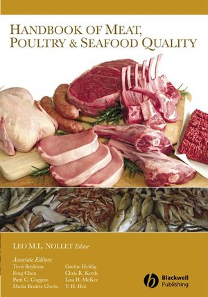 Handbook of Meat, Poultry and Seafood Quality (0470276541) cover image