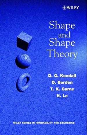 Shape and Shape Theory (0470317841) cover image