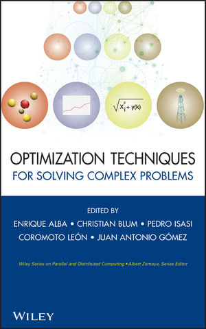 Optimization Techniques for Solving Complex Problems (0470411341) cover image