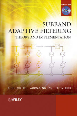Subband Adaptive Filtering: Theory and Implementation (0470516941) cover image