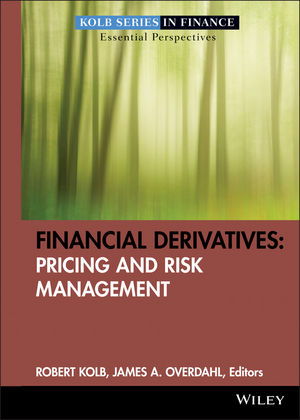 Financial Derivatives: Pricing and Risk Management  (0470541741) cover image