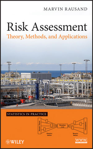 Risk Assessment: Theory, Methods, and Applications (0470637641) cover image