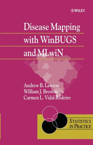 Disease Mapping with WinBUGS and MLwiN (0470856041) cover image