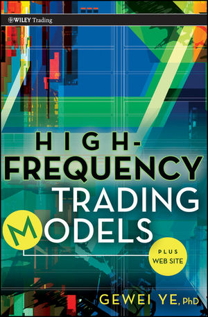 High Frequency Trading Models + Website (0470925841) cover image