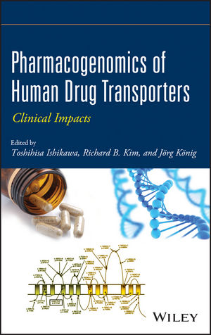 Pharmacogenomics of Human Drug Transporters: Clinical Impacts (0470927941) cover image