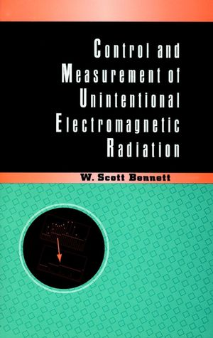 Control and Measurement of Unintentional Electromagnetic Radiation (0471175641) cover image