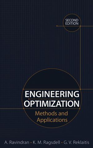 Engineering Optimization: Methods and Applications, 2nd Edition (0471558141) cover image