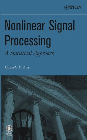 Nonlinear Signal Processing: A Statistical Approach (0471676241) cover image